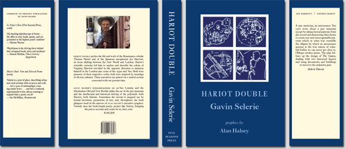 Hariot Double dust jacket